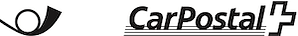 Logo Car Postal - Postauto - PostBus